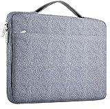 Hseok Laptophülle für 15 15,6 16 Zoll MacBook Pro 15' 16', Stoßfeste Wasserdicht Notebook Schutzhülle für die meisten 15-16' HP/Dell/Asus/Acer/Lenovo usw, Metallleitung