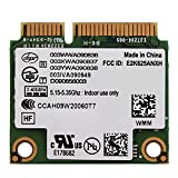 Richer-R PCI-E Wifi Karte, 2.4G + 5G Dual-Band Mini PCI-E WLAN Karte,300 Mbps leistungsstarker WLAN-Adapter,Kompatibel mit HM5/GM45/PM45/HM57 für Dell ASUS Toshiba Acer