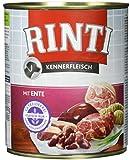 RINTI Kennerfleisch Ente 12x800g