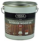 Woca Exterior Öl Bangkirai - 3 Liter - Terrassenöl Jubiläumsangeb