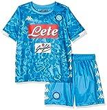 SSC Napoli, Junior Home Match, Insigne, Kit 2018/2019, Kinder, Blau, 14