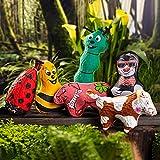 WURSTBARON® Salami Zoo Geschenkset 2350g - Wurst Geschenk Set gefüllt mit Edelsalami aus Bayern