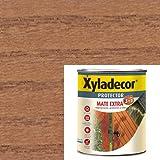 Xyladecor 5088077Vorratsglas 750ml. Matt Teak