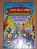 Lustiges Taschenbuch LTB Nr. 219 Der Zauber-Zylinder