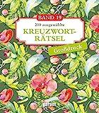 Kreuzworträtsel Deluxe Groß- Band 19