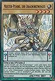 Konami - PEVO-DE059 - Meister-Pendel, der Drachobezwinger - Super Rare - DE - Yugioh