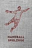 Handball Spielzüge: Taktikbuch für Handballer und Handballtrainer
