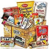 Süßigkeiten Box für Mutti + Kultprodukte der DDR + Geschenkset Mutti