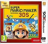 Games Nintendo Selects - Super Mario Maker (Nintendo 3DS)