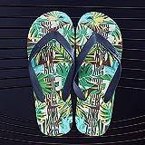 Yumanluo Flip-On Zehentrenner | Flip Flops | Badelatschen | Strandschuhe | Duschlatschen | Zehenstegpantolette | Freizeit | Bad | Sauna Schuhe | Sandalen