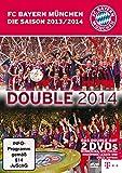 FC Bayern München - Die Saison 2013/2014: Double 2014 [2 DVDs]