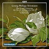 Konzerte Für Mehrere Instrumente & Orchester IV