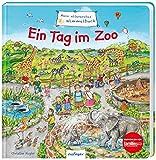 Mein allererstes Wimmelbuch: Ein Tag im Zoo: Mitmachbuch für Weltentdecker