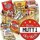 MUTTIS Süßigkeiten Geschenk Box - Das Geschenk für Mutti aus der DDR -DDR Set