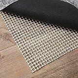 Alaskaprint Antirutschmatte (180 x 290 CM) Rutschschutz für Teppiche Teppich Teppichunterlage Teppichstop Gleitschutz Rutschfester Teppichunterleger Teppichstopper Anti Rutsch