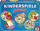 Schmidt Spiele 49189 Kinderspiele Klassiker, Kinderspielesammlung, bunt