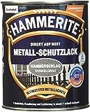 HAMMERITE 5087609 Hammerschlaglack Effektlack Dunkelgrau 750
