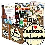 I love Leipzig / Männer Paket DDR / Leipzig für Männer