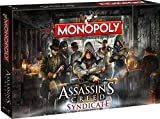 Winning Moves Monopoly Assassins Creed Syndicate DE