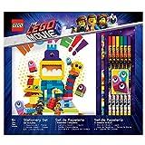 IQ-Spiele Lego Movie 2 Sketchbook Stationery Set, DUPLO