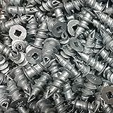 100 Stück metall Gipskartondübel Rigipsdübel Gipsdübel Hohlwanddübel Dübel Handwerk