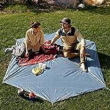 Rcherish Mehrzweck wasserdichte Außenbildsblatt, Sechseck-Bodenbelag-Matte Ist Ideal Für Zelte, Strände, Picknicks, Campingveranstaltungen,S