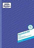 AVERY Zweckform 426 Kassenbuch (A4, nach Steuerschiene 300, von Rechtsexperten geprüft, für Deutschland zur ordnungsgemäßen, kostengünstigen Buchführung, 100 Blatt) weiß