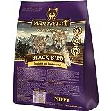 Wolfsblut | Black Bird Puppy | 500 g | Truthahn | Trockenfutter | Hundefutter | Getreidefrei