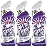 Cillit Bang WC Power Gel Glanz & Hygiene, WC-Reiniger, 3er Pack (3 x 750 ml)