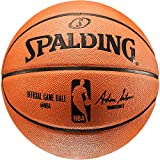 Spalding NBA Offical Game Ball Basketball (7, orange)