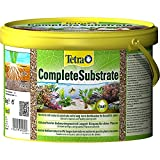 Tetra Complete Substrate - nährstoffreicher Bodengrund mit Langzeit-Dünger für gesunde Pflanzen, zur Neueinrichtung des Aquariums (Substratschicht unter dem Kies), 5 kg