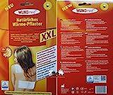 Wärmepflaster XXL, 13 x 19,5 cm, 3 Stück