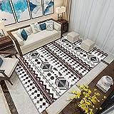 Moderner, Einfacher, Dicker, Doppelschichtiger Wohnzimmerteppich, Rutschfester, Verschleißfester Eingangsteppich, Waschbarer Haustierteppich, Kann Für Bürotürmatten Und Nachttische Für Schlafzimmer