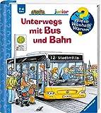 Wieso? Weshalb? Warum? junior: Unterwegs mit Bus und Bahn (Band 63) (Wieso? Weshalb? Warum? junior, 63)