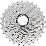 Shimano Kassette 105 10 Fach, silber, one size