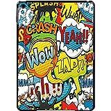 Graffiti Art Tablet Hülle für IPad / IPad Mini / IPad Air / IPad Pro Anti-Fall Hochwertige Hartplastik-Rückabdeckung + Stift-graffiti014_Pro 3. 4. Gen. 11