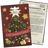 Nordmanntanne zum Pflanzen: Mein Weihnachtsbaum 2028 – Premium Weihnachts Samen für 5x Nordmanntanne Weihnachtsbaum – Tannenbaum für Garten – Nordmanntanne Samen – Saatgut für Weihnachten v. OwnGrow