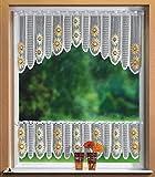 Gardinenbox Scheibengardinen Set 2 Teilig, 30/75x160, 33513, 33500