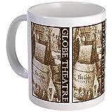CafePress - The Globe Theatre Mug - Einzigartige Kaffeetasse, Kaffeetasse, Teetasse