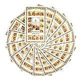 Holy Cards Religiöse Stationen des Kreuzes, 100 Stück