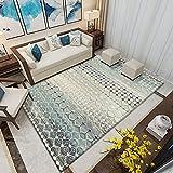 Moderner, Einfacher, Dicker, Doppelschichtiger Wohnzimmerteppich, Rutschfester, Verschleißfester Eingangsteppich, Waschbarer Haustierteppich, Kann Für Bürotürmatten Und Nachttische Für S