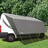 Brunner Camping Sonnensegel Sonnendach Wohnwagen Womo Bus Sunny View 240x190 cm