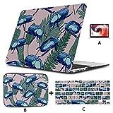 Laptop Hardcase Bunte wunderschöne kleine Käfer MacBook Pro Schutzhülle Hard Shell Mac Air 11'/ 13' Pro 13'/ 15' / 16'mit Notebook-Hülle für MacBook 2008-2020 V