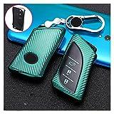 WRDD Autoschlüssel Schlüssel Hülle Schlüsselanhänge r Tragbare Auto Key Case Cover Tasche Für Lexus Rx 300 330 350 400h is 250 200 Lx 470 570 Gx 460 470 Ct 200h is ES GS NX RX LX GS GX Auto Hülle