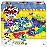 Hasbro Play-Doh B0307EU8 - Plätzchen Party Knete, für fantasievolles und kreatives Sp