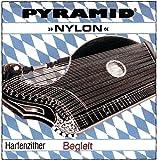 Pyramid Pyramid Saite für Zither Nylon. Harfen-/Luftresonanz-Zither Satz