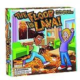Brettspiel Spiel, Spaß Geschicklichkeitsspiel für Kinder und Erwachsene, Innovatives Volcano Lava Partyspiel, Familienspiel Fördert Körperliche Ak
