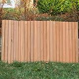 ROG garden-line 180 x 60 cm : BANGKIRAI ROLLBOARDER HARTHOLZ BEETUMRANDUNG RASENKANTE = 24,97 EUR/
