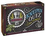 moses. 90251 Kneipenquiz - Das Original | Pub Quiz Spiel | Quizspiel mit 750 Fragen
