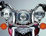 Lampenhalter für Zusatzscheinwerfer VT 125 Shadow 99-07, chrom